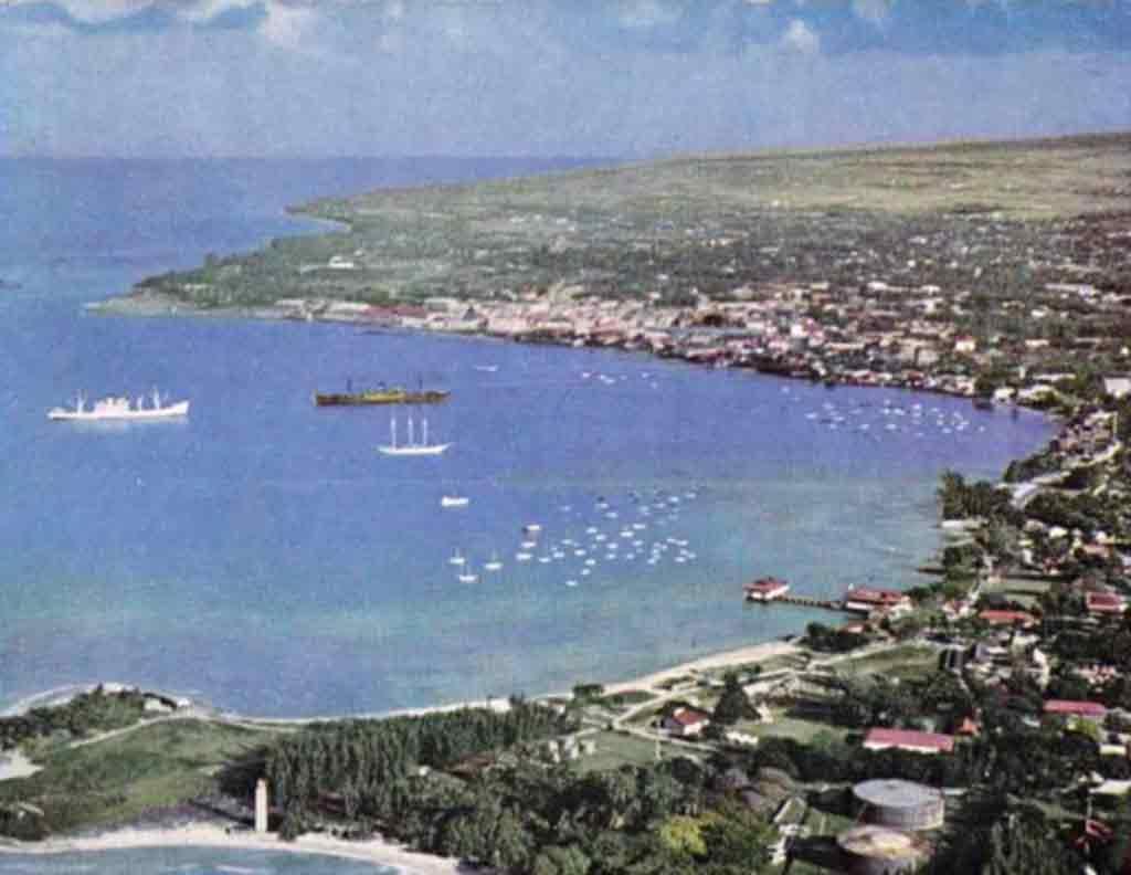 Carilse Bay early 1950s