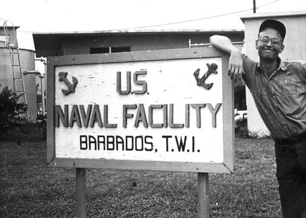 NAVFAC Barbados post 1966
