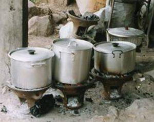 Coalpots in action
