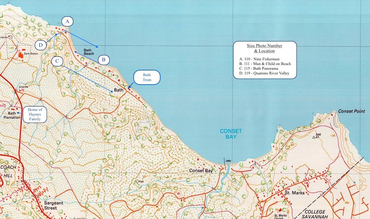 Location of Siza photographs