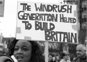 Windrush Generation Helped To Build Britain