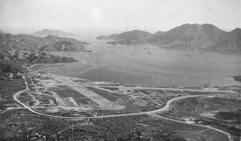 Kai Tak - 1947