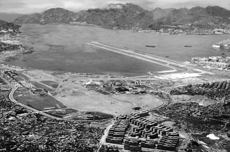Kai Tak -1960