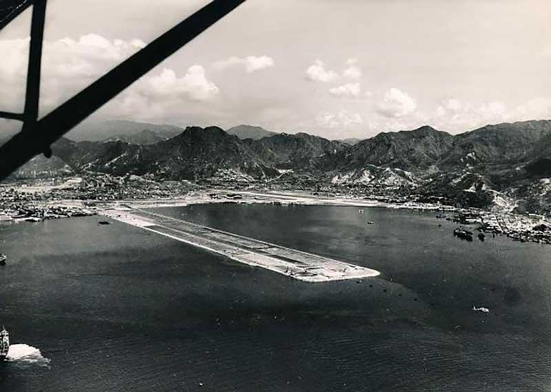 Kai Tak -1958