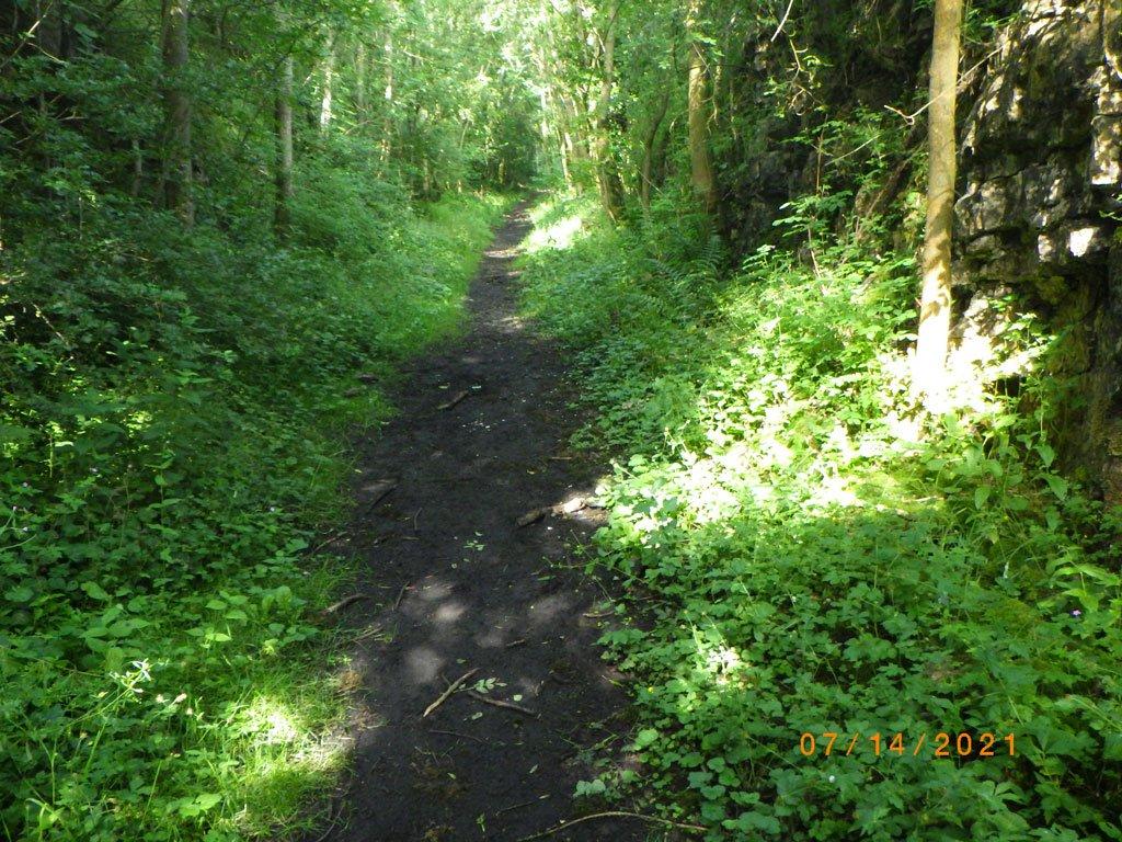 Wainwright Coast to Coast walk St. Bees to Robin Hood's Bay - Day 8