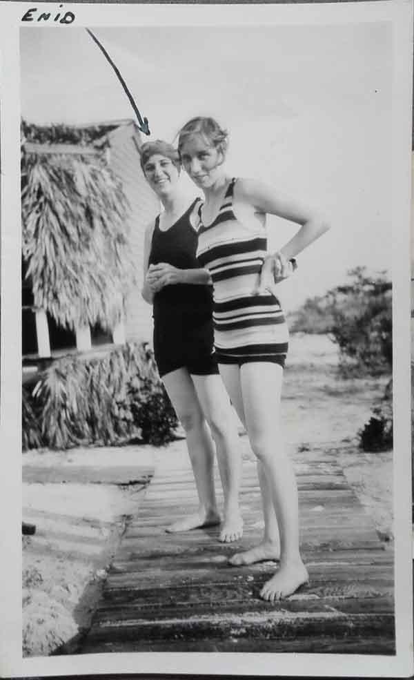 Enid Gray Adderley - Nassau Bahamas