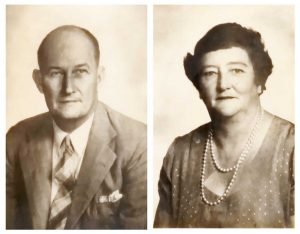 Bertram deVere Grogan & Doris Grogan