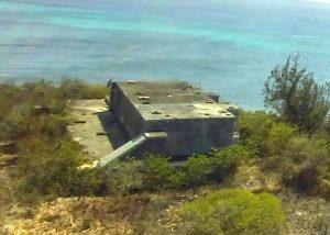 Derelict Terminal Building - NAVFAC Barbados
